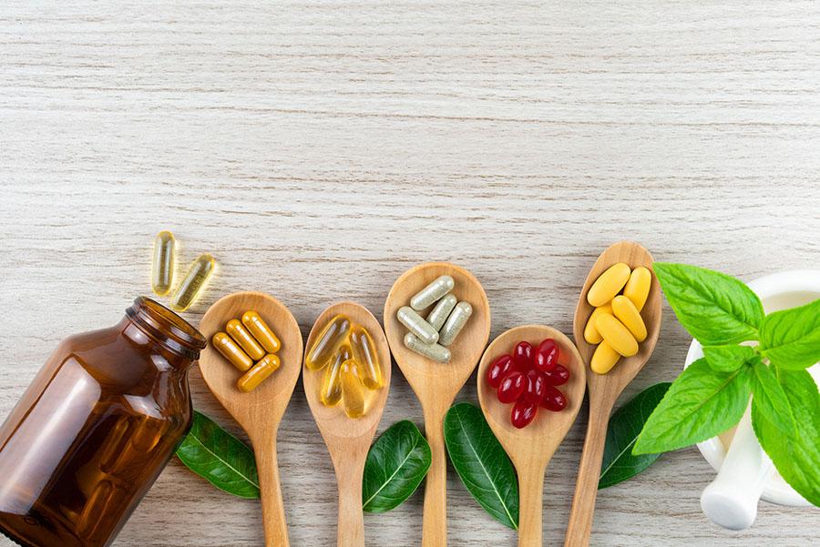 Ricerca e Sviluppo integratori alimentari